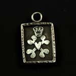 Canine Coat of Arms Dog Tag