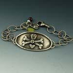Canine Coat of Arms Bracelet