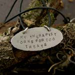 My Therapist Works for Dog Treats